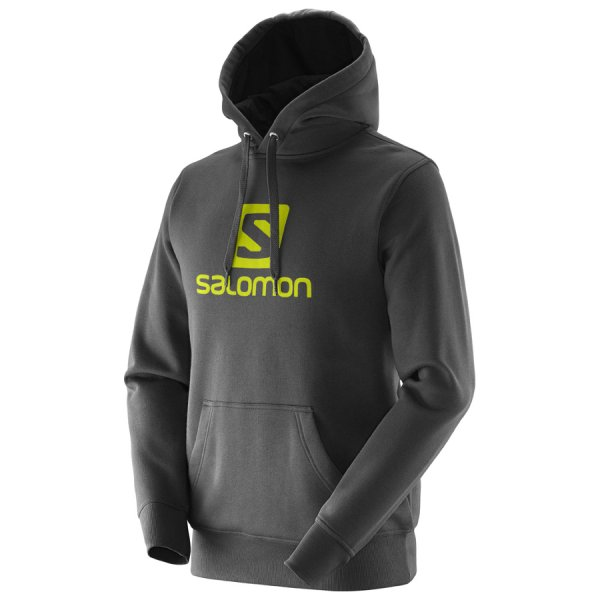 f340aaf3f2 Mikina SALOMON Logo Hoodie